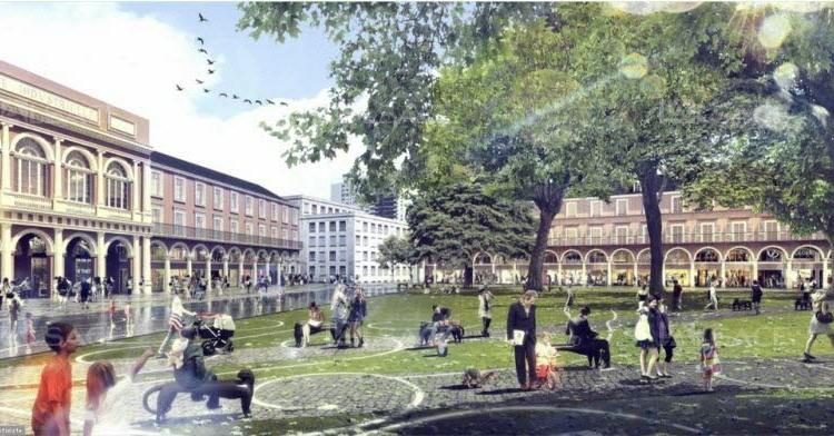Re-dynamisation des commerces du centre-ville de Mulhouse