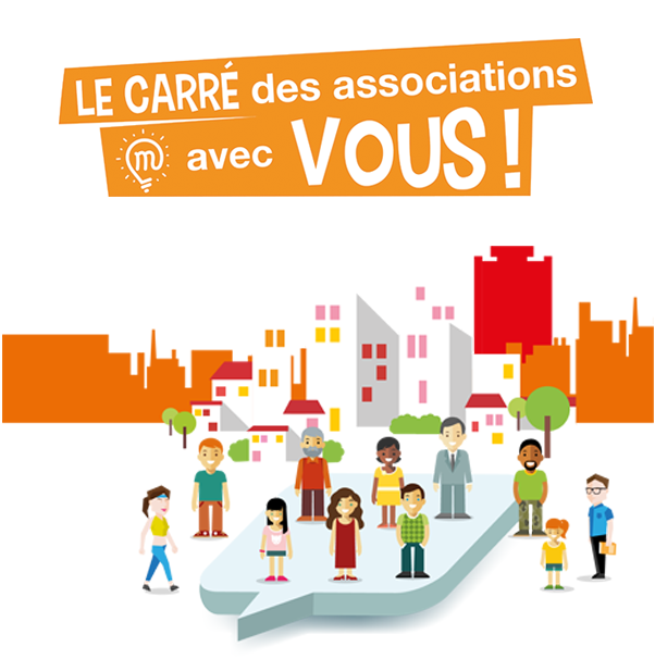 Le Carré des associations - maison association mulhouse